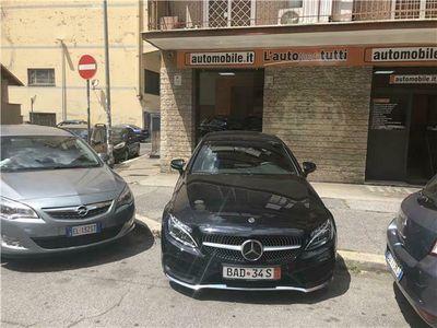 usata Mercedes 220 Classe C CCoupé Premium