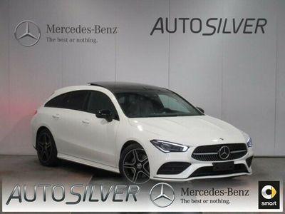 usata Mercedes CLA200 Shooting Brake d Automatic Premium LISTINO €49.241