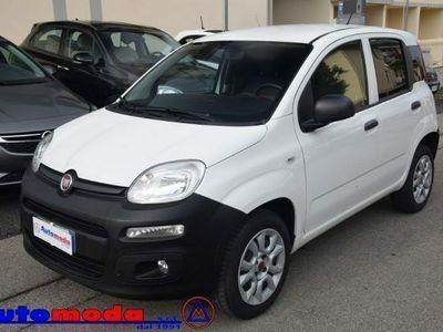 usata Fiat Panda N.P. Metano Van 2 posti
