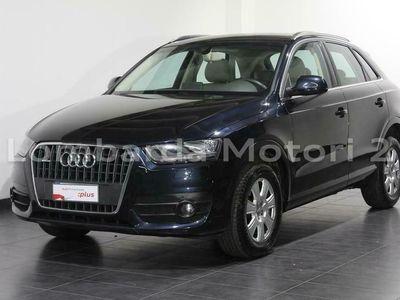 usata Audi Q3 2.0 tdi quattro 140cv