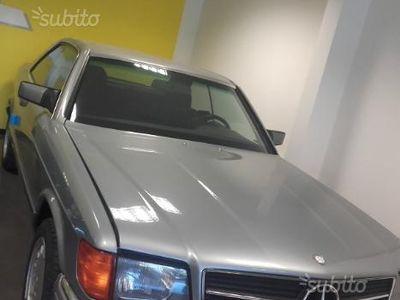 usata Mercedes 500 sec d'epoca tutta originale