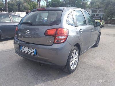usata Citroën C3 anno 20011