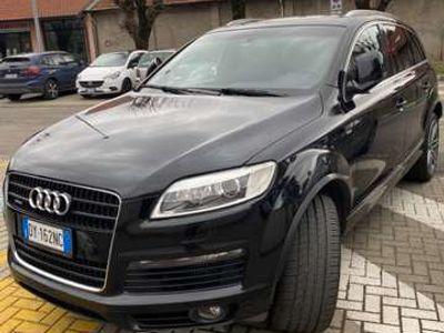 usata Audi Q7 3.0 V6 TDI 240 CV quattro tiptronic A