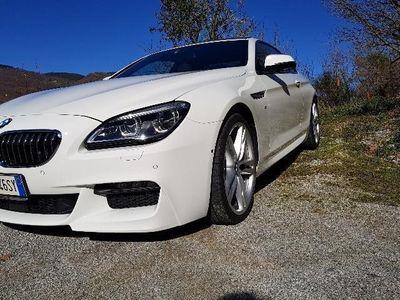 usata BMW 640 Serie 6 (F12/F13) xDrive Coupé Msport Edition