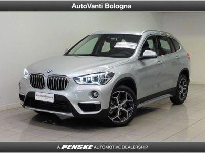 usata BMW X1 xDrive20d xLine del 2019 usata a Granarolo dell'Emilia