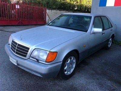 usata Mercedes S600 seriese