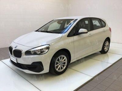 usata BMW 216 Serie 2 Active Tourer d Advantage del 2019 usata a Crema