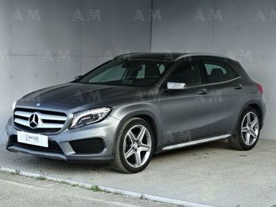 used Mercedes GLA200 d Premium