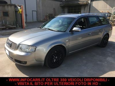 usata Audi A6 2.5 V6 TDI 180 CV Avant quattro