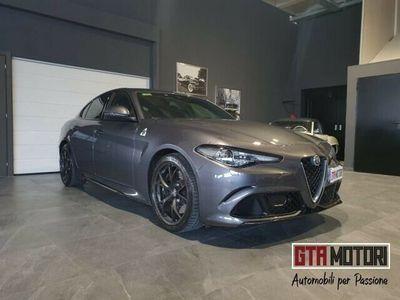 usata Alfa Romeo Giulia 2.9 T V6 AT8 Quadrifoglio
