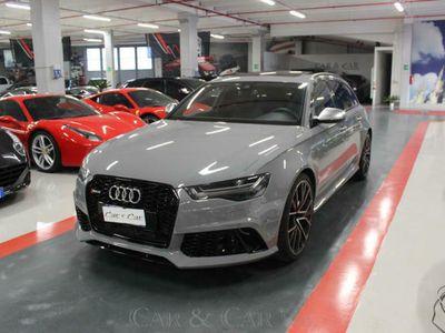 usata Audi RS6 AVANT PERFORMANCE