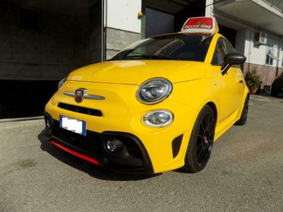 usata Abarth 695 1.4 Turbo T-Jet 165 CV XRS YAMAHA LIMITED EDITION