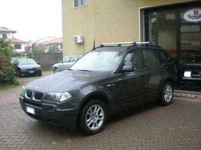 usata BMW X3 2.0i
