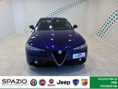 usado Alfa Romeo Giulia 2.2 t 150cv auto usata a Torino