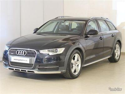 brugt Audi A6 Allroad 3.0 TDI 245 CV S tronic Business p