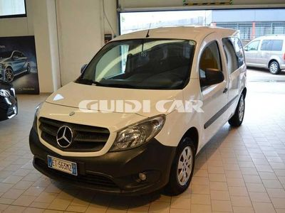 brugt Mercedes Citan 109 cdi Tourer(Kombi) friendly N1 E5