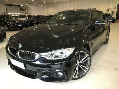 usata BMW 430 Serie 4 Gran Coupé d xDrive Msport del 2017 usata a Saronno