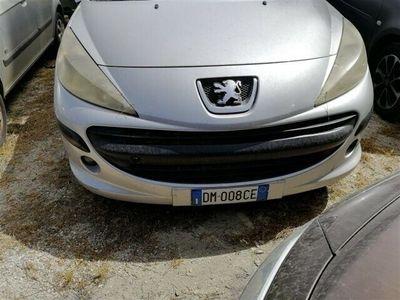 """usata Peugeot 207 1.4 HDi 70CV 3p. """"VENDUTA nello STATO"""""""