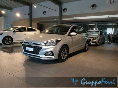 usata Hyundai i20 1.2 5 porte Connectline nuova a Bordano