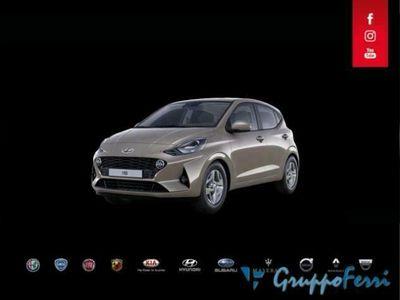 usata Hyundai i10 1.0 AT Tech rif. 14003101