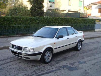 usado Audi 80 2.0 E 16V quattro Bianco Perla