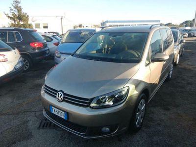 usata VW Touran Business 1.6 TDI Comfortline BMT KM 58.000