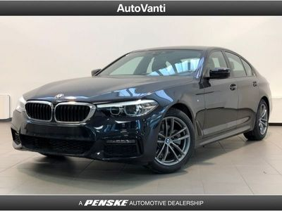 usata BMW 518 Serie 5 d Msport nuova a Casalecchio di Reno
