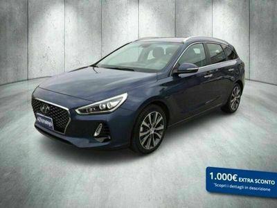 usata Hyundai i30 Wagon 1.6 crdi Style 136cv dct