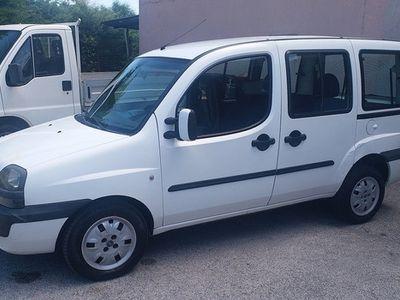 usata Fiat Doblò 1.9 JTD ELX - 2004