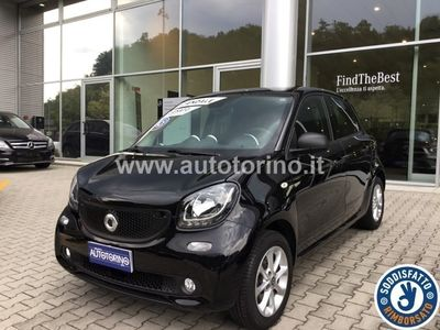 brugt Smart ForFour FORFOUR1.0 Youngster 71cv c/S.S.