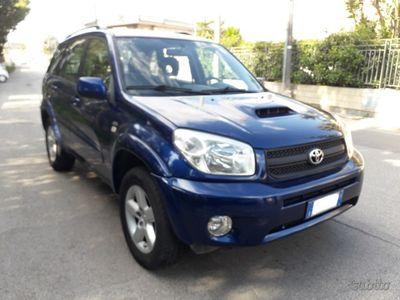 usata Toyota RAV4 del 2004