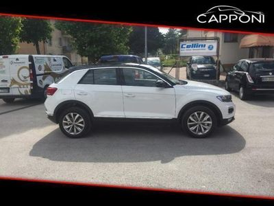 brugt VW T-Roc 1.0 TSI Style BlueMotion Technology