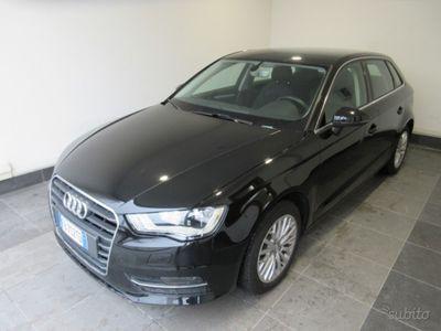 usata Audi A3 Sportback 2.0 tdi 150cv clean diesel ambie