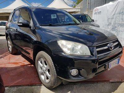 gebraucht Toyota RAV4 2.2 D-4D 150CV DPF Luxury 4WD