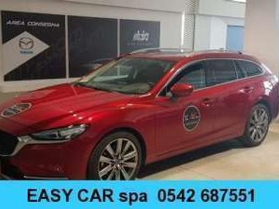 usata Mazda 6 2.2L Skyactiv-D 184 CV Wagon Exclusive Diesel