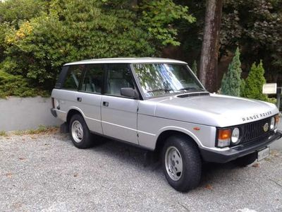used Land Rover Range Rover Classic prima serie
