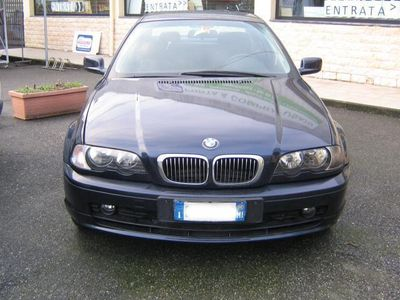 usata BMW 328 Ci cat