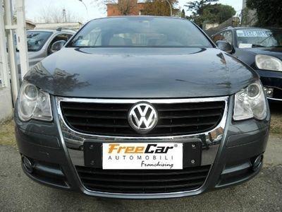 usata VW Eos 2.0 16v Fsi Xenon Autoradio Cd Clima Pelle Usato