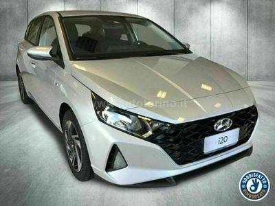usata Hyundai i20 1.0 T-GDI 100cv iMT 48v Connect Line MY21