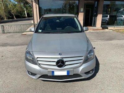 usata Mercedes B160 classe bcdi business neopatentati