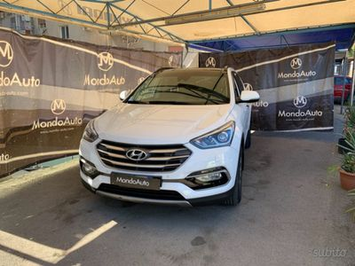 usata Hyundai Santa Fe 2.2 CRDi 4WD A/T XPossible