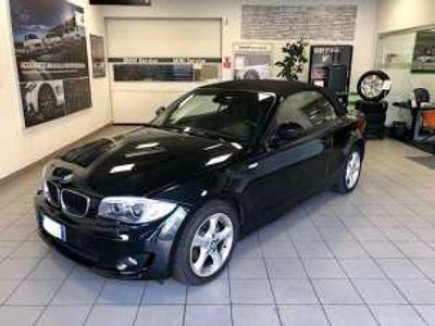 usata BMW 120 Cabriolet d Futura