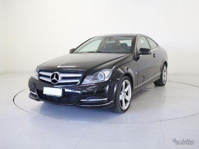 usado Mercedes C250 CDI BlueEFFICIENCY Coupé Executive