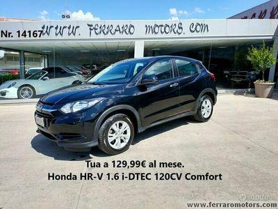 usata Honda HR-V 1.6 i-DTEC Comfort Tua a 129euro/mese