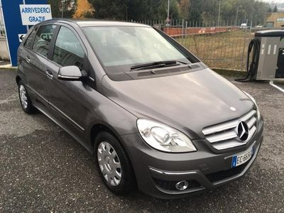 usata Mercedes B160 BlueEFFICIENCY Executive