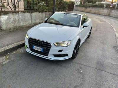 usata Audi A3 Cabriolet 2.0 TDI clean diesel Ambition