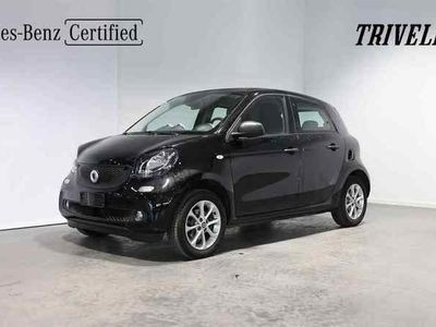 usata Smart ForFour Forfour II 20151.0 Youngster 71cv my18