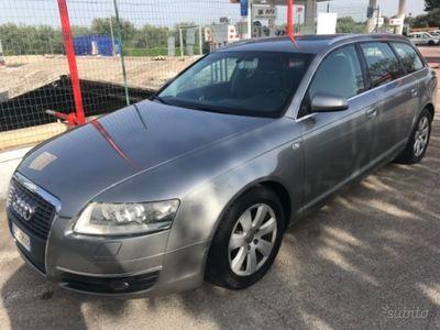 brugt Audi A6 3.0 tdi sw perfetta 2006 permuta