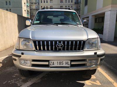 used Toyota Land Cruiser - 2001