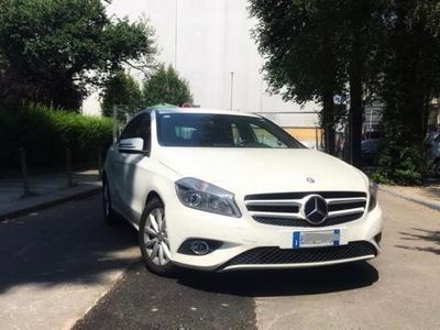 used Mercedes A180 CDI Sport UNICO PROPRIETARIO
